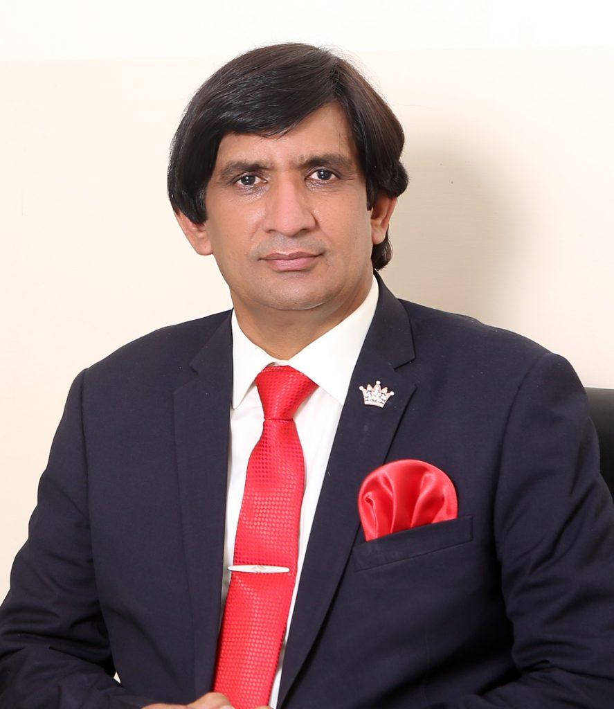 File Photo of Masood Iqbal Nasir