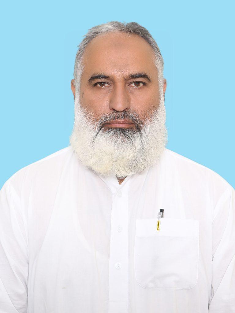 File Photo of Iftikhar Ahmad