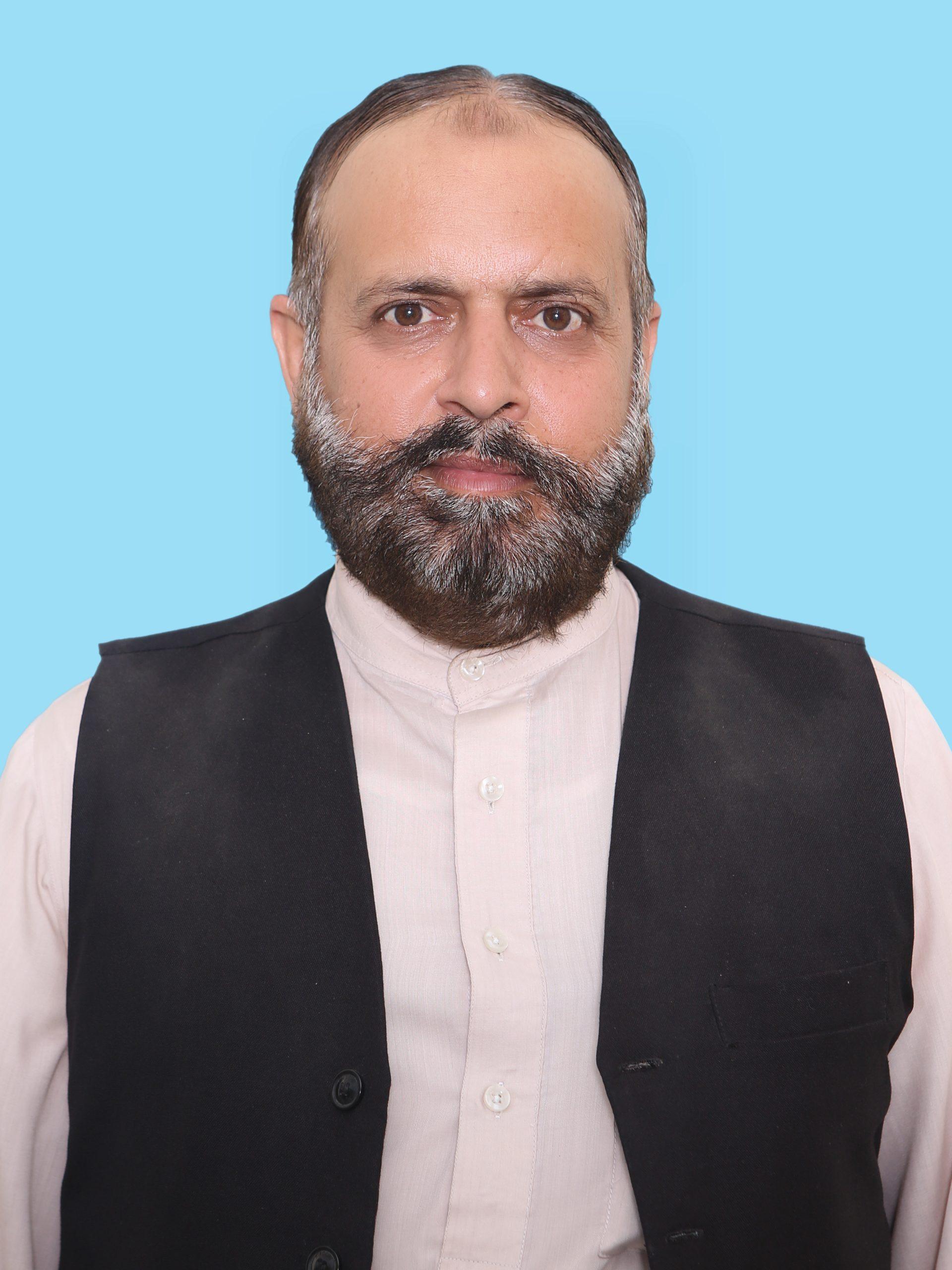 Dr. Muhammad Sajid Khan Khakwani
