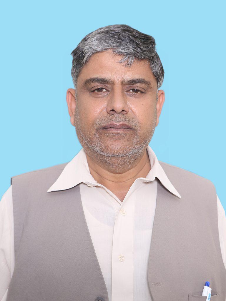 File Photo of Muhammad Babar Khan