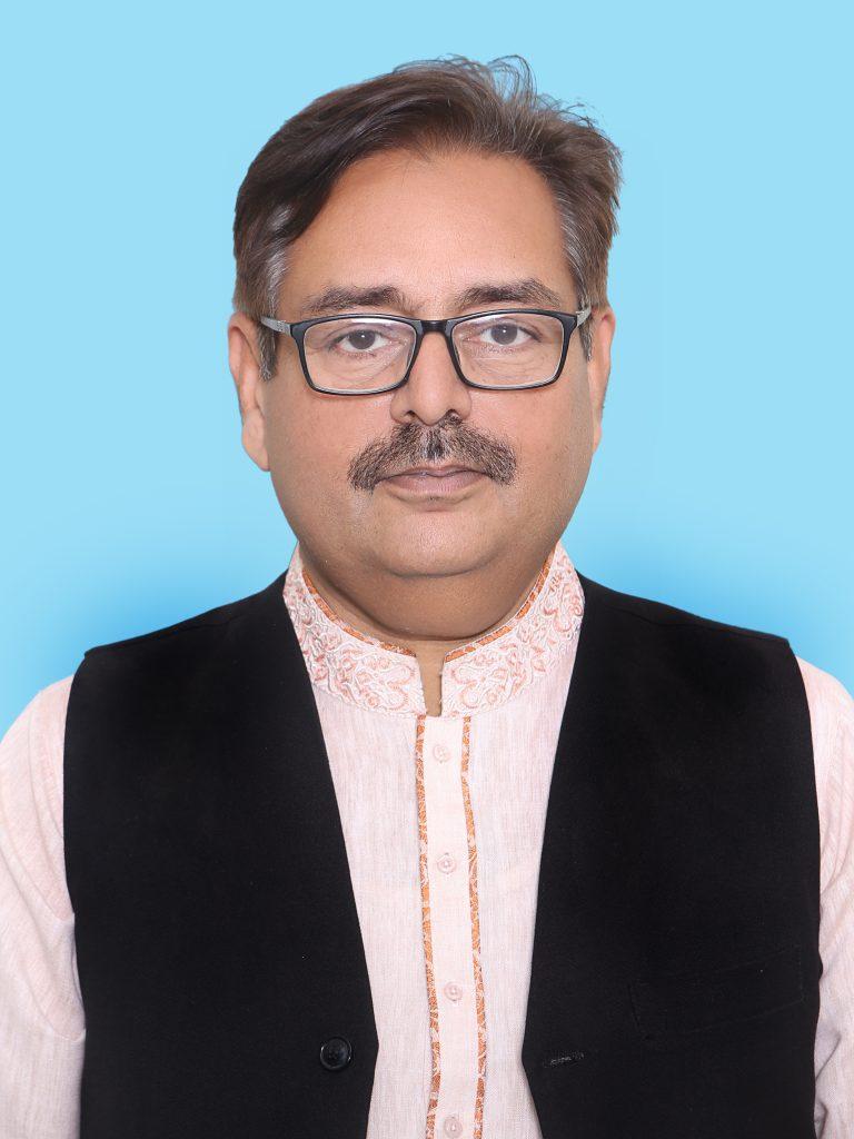 File Photo of Sahibzada Saleem Ur Rasool
