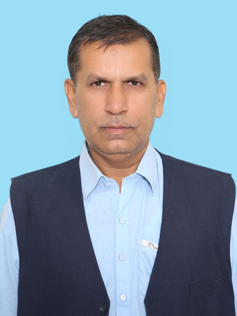 File Photo of Muhammad Bux Khaki