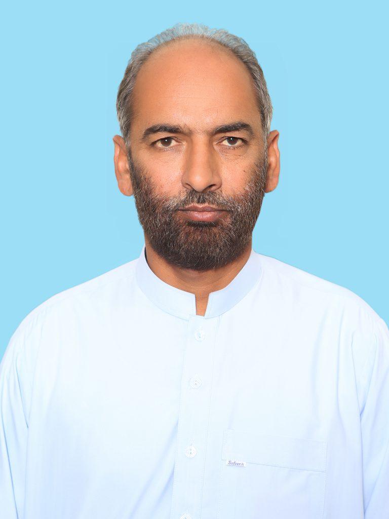 File Photo of Muzaffar Hussain
