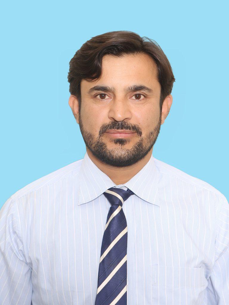 File Photo of Muhammad Asif Ayub