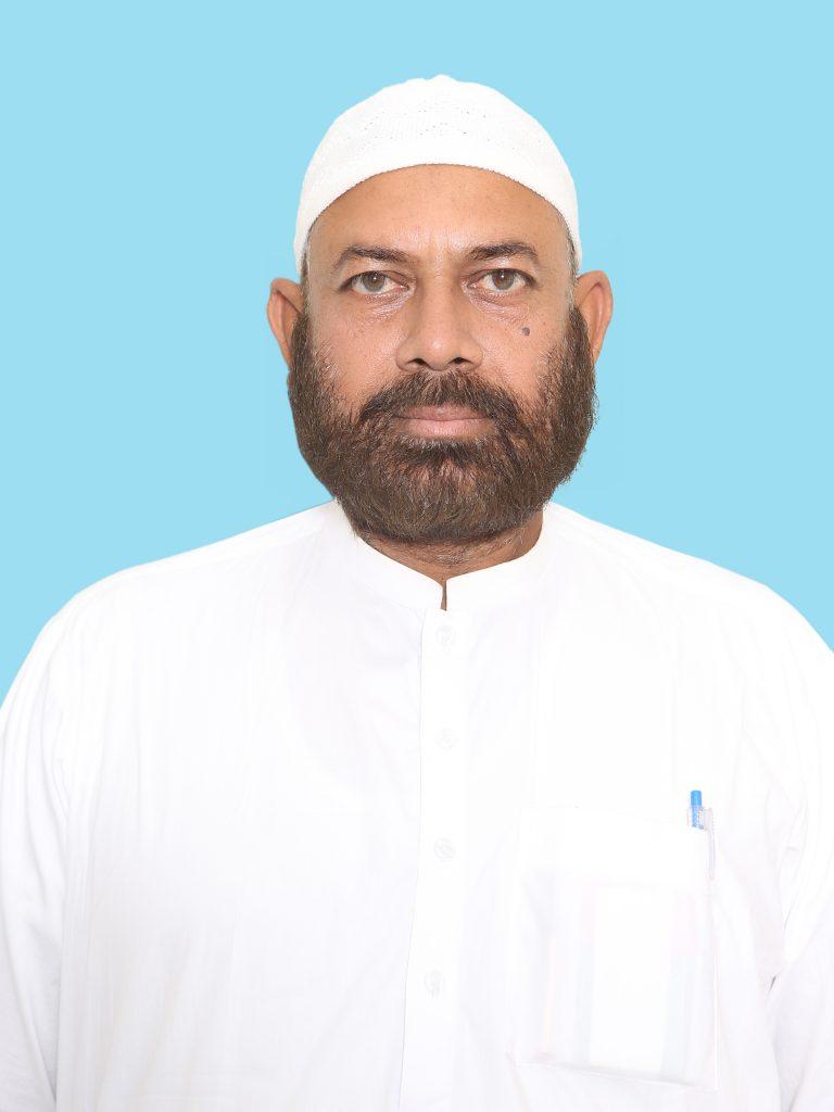 File Photo of Aijaz Hussain