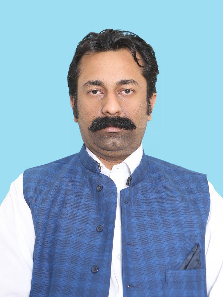 File Photo of Abdullah Nawaz Cheema