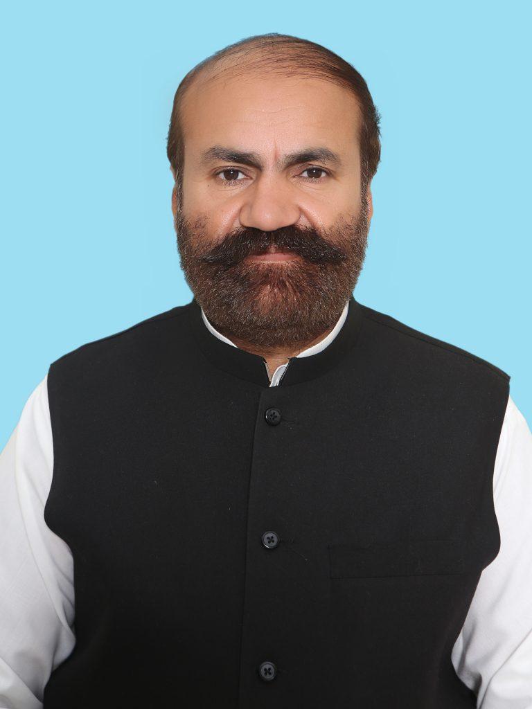 File Photo of Ahmed Khan Awan